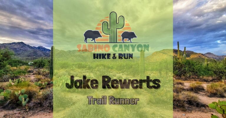 Jake Rewerts Trail Runner