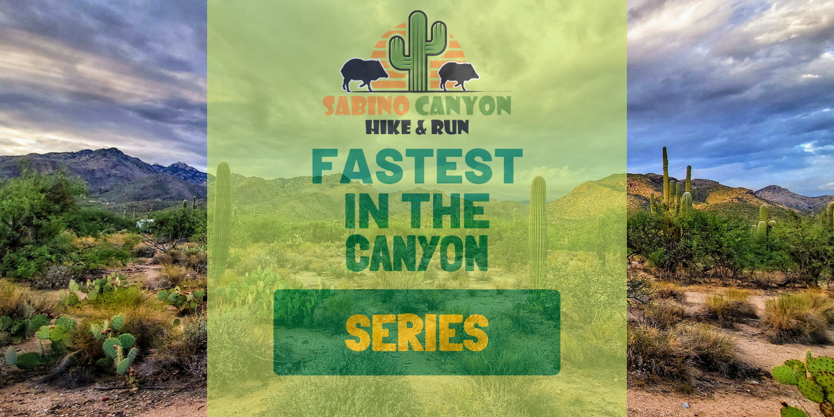 Fastest in the Canyon Series